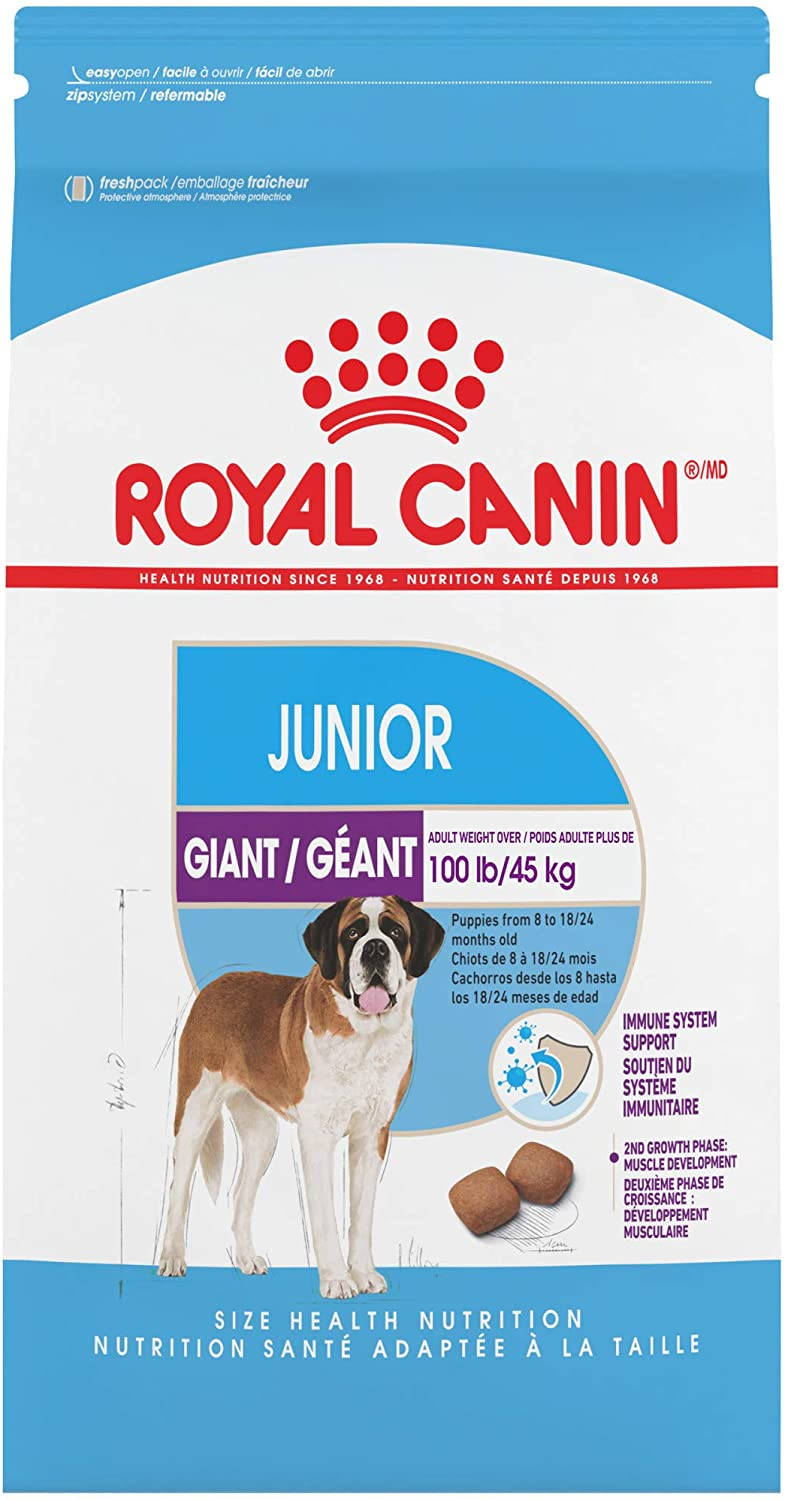 Royal Canin Giant Junior Dry Puppy Food, 6 Lb.