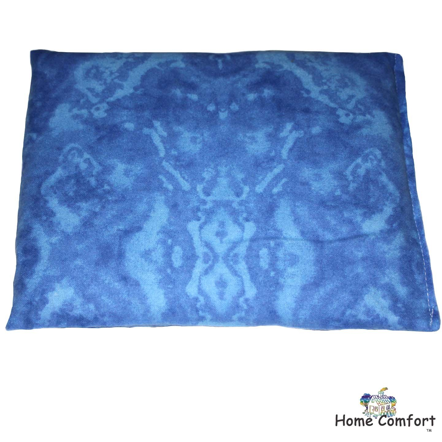 Microwaveable Heating Pad (Blue)