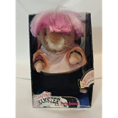 """Dancing Hamster, """"Party Animal: Toys & Games"""