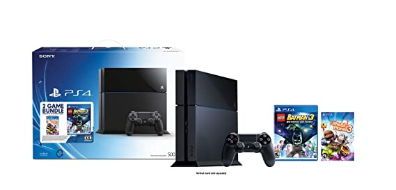 Sony PlayStation 4 Negro 500 GB Wifi - Videoconsolas ...