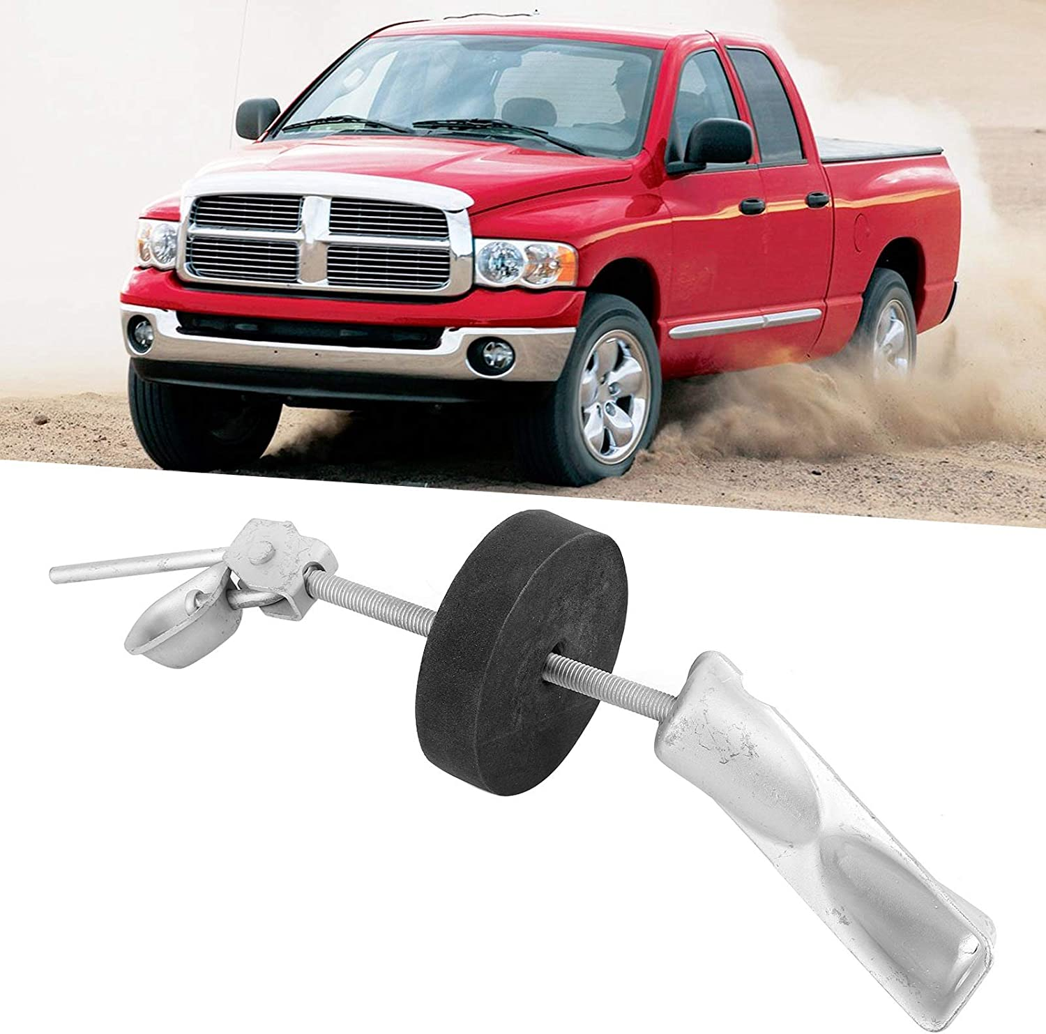 Parking Brake Cable Tensioner 52122296AA Accessory Fit for RAM 1500 2500 3500 Qiilu Parking Brake Cable Tensioner