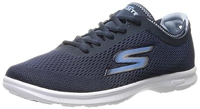 Skechers Damen Go Step Sneaker  37 EUSchwarz (Bkw)