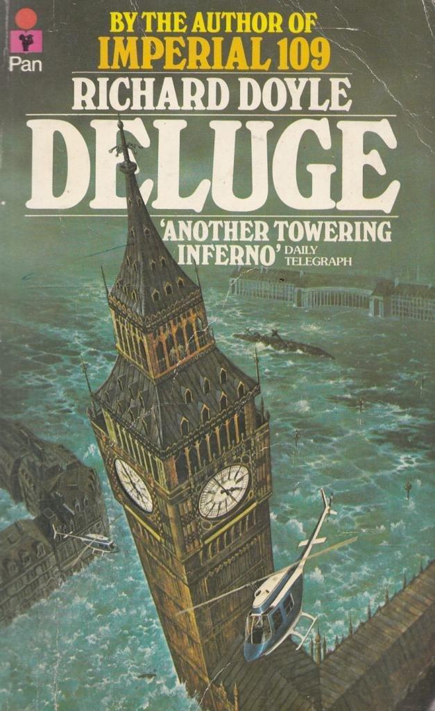Deluge: Amazon.co.uk: Doyle, Richard E.: 9780330252577: Books