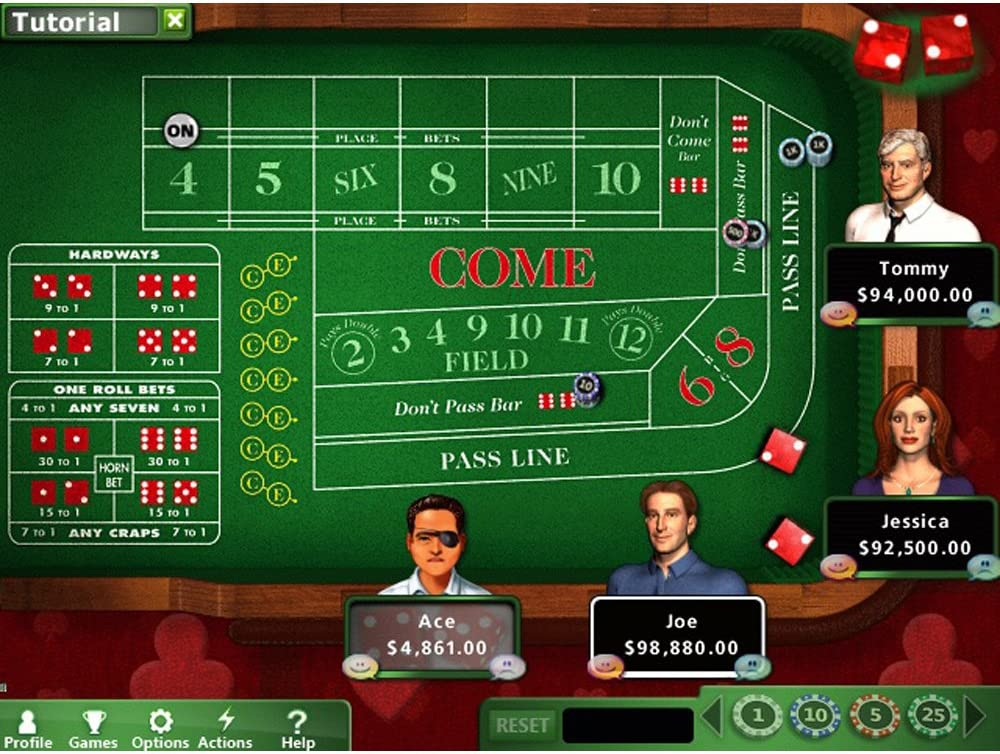 casino games 2012