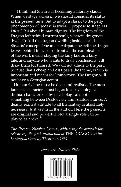 The Dragon By Evgeny Shvarts Ebook Download