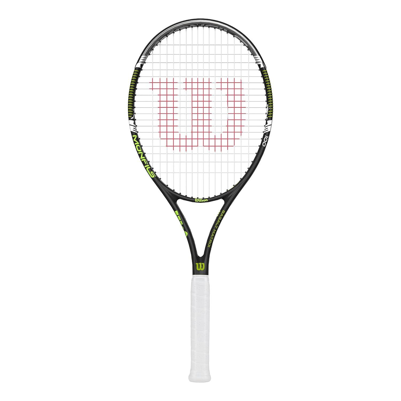 Wilson Allroundschläger Allroundschläger Allroundschläger Monfils 100 Tennisschläger B00SVY0VOM Tennisschlger Hochwertig 2b2597
