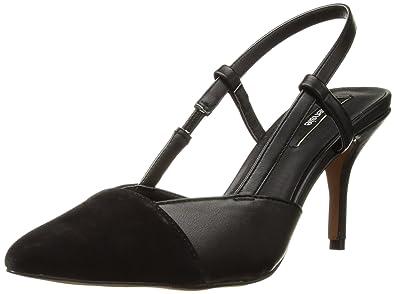 kensie Women's Virginia Pump Black Size 8.5