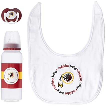 Amazon.com  NFL Washington Redskins Baby Gift Set  Sports   Outdoors 0b9cf1924
