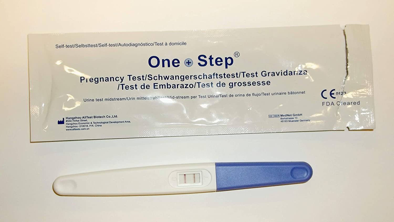 Joke Gag Fake Always Turns Positive Prank Pregnancy Test Toys
