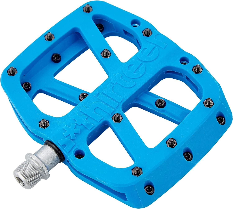 e*thirteen components Base Flat Pedals