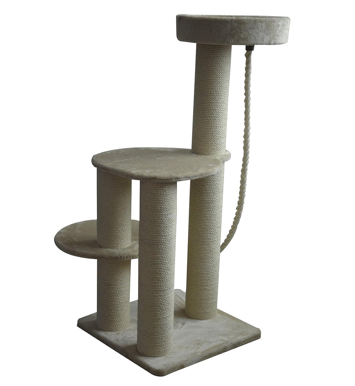 lemio kratzbaum classic katzenbaum 15cm dicke sisalst mme 43 kg sehr stabil. Black Bedroom Furniture Sets. Home Design Ideas