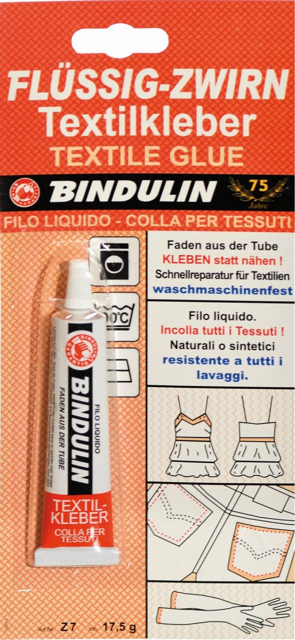 Bindulin Flüssig-Zwirn