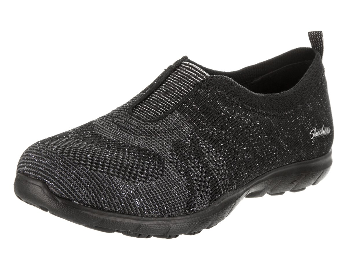 Skechers Slipper  38 EU|Black/Silver