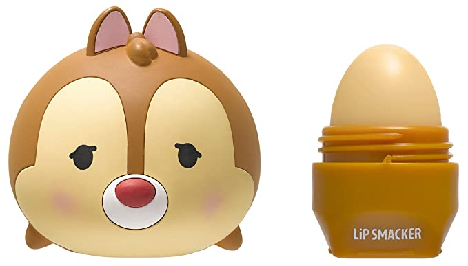 Lip Smacker Disney Tsum Tsum Lipbalm Dale de flores para galletas de harina de avena sabor: Amazon.es: Belleza