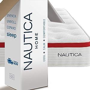 Nautica Home Mattress, 10