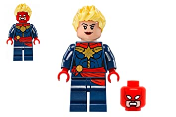captain marvel lego