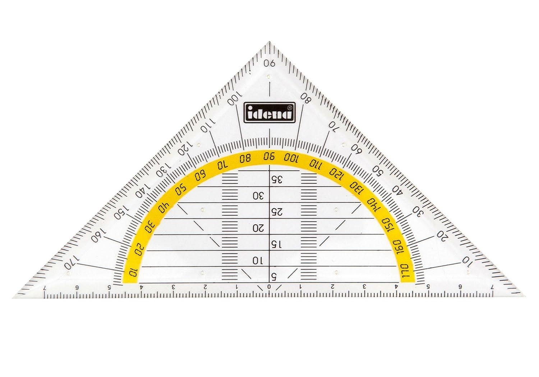 30/cm Con par/ábola /Geo Juego de 4/piezas Idena 602202/