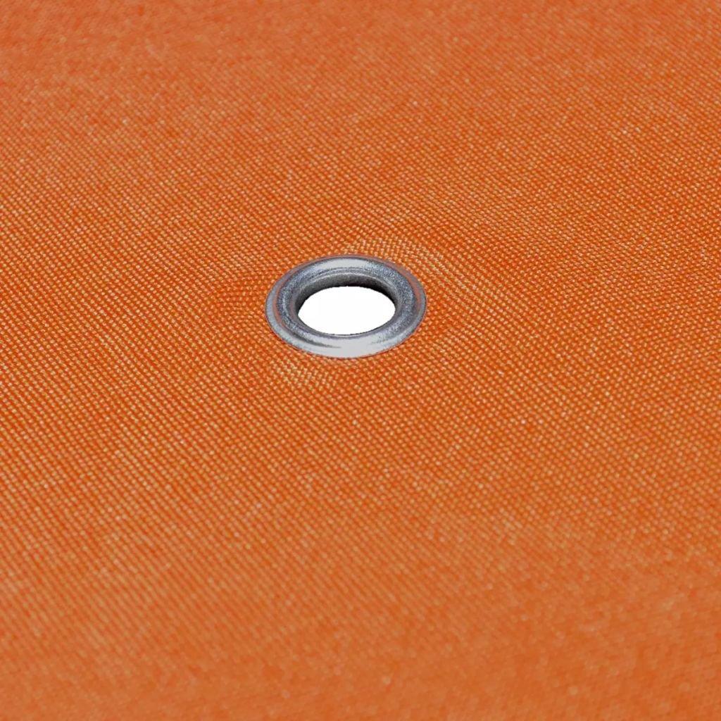 yorten Copertura per Tenda Copertura Impermeabile per Gazebo Telo Impermeabile Ricambio per Gazebo 310g//m/² Terracotta 3x4m