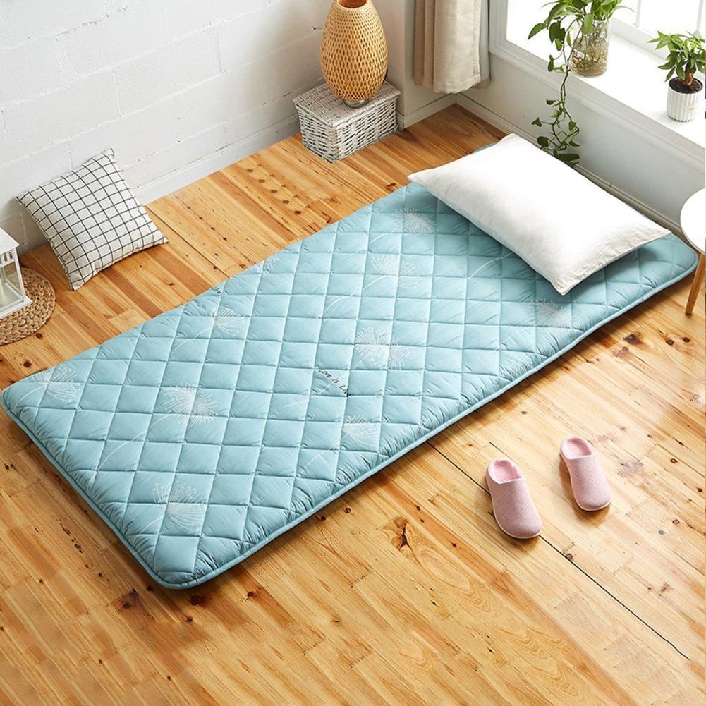 LJ&XJ 和風 マットレス パッド, 快適 滑り止め 式 畳 床 マット, ダニアレルギー対策 アンチ バクテリア-B 150*200cm B07FGDS9VQ B 150*200cm