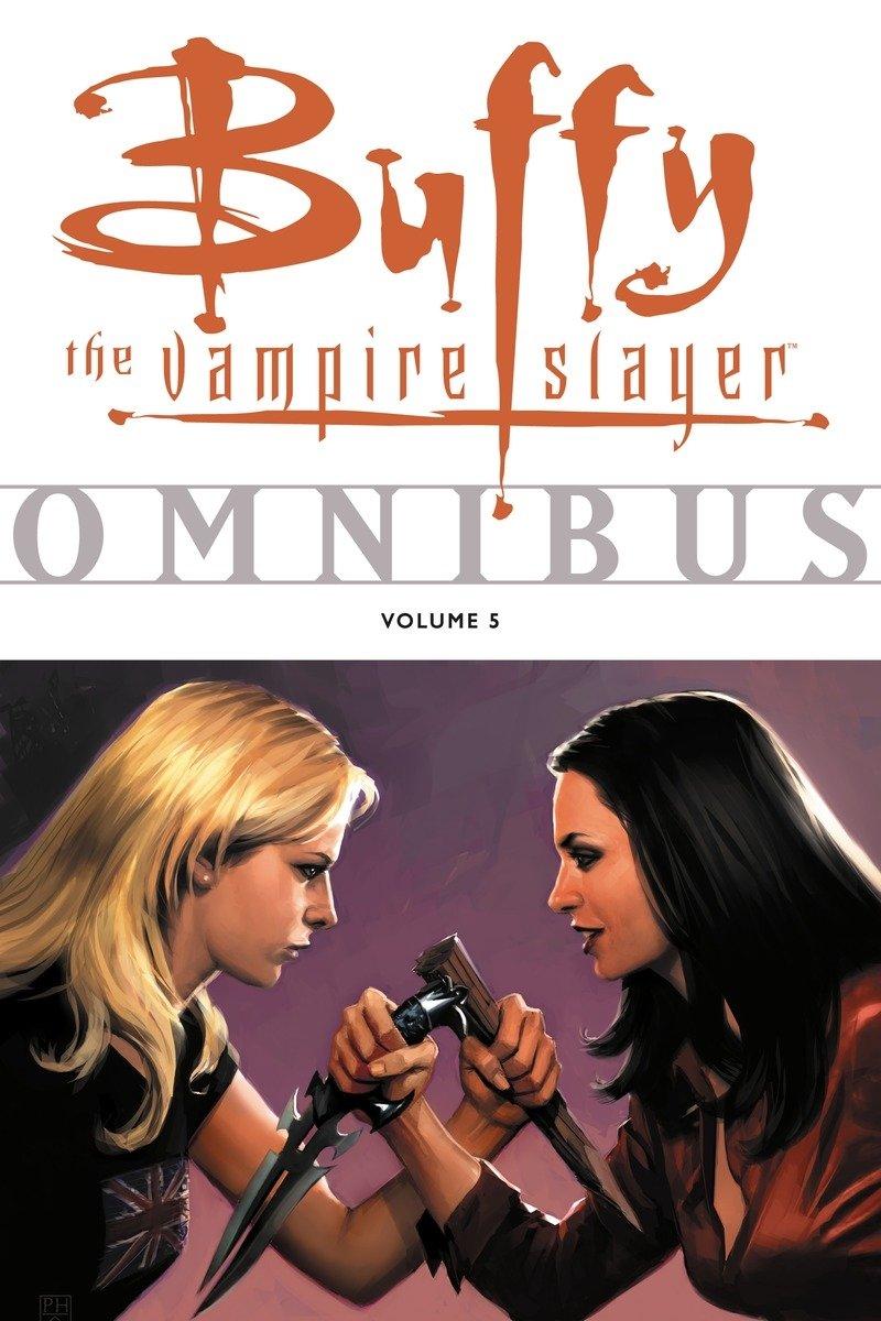 Buffy The Vampire Slayer Omnibus Volume 5 PDF