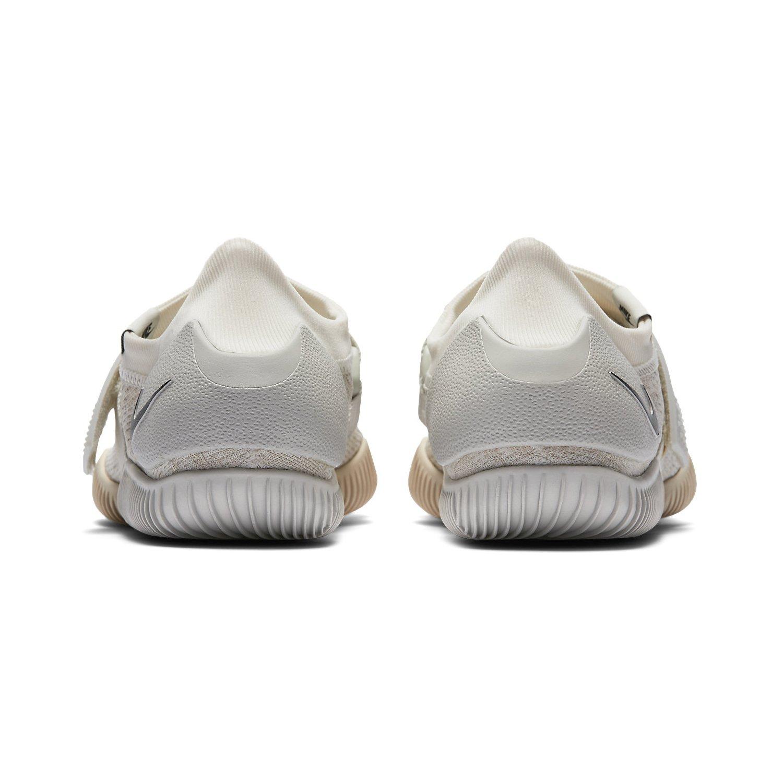 NIKE Aqua Sock 360 QS 902782 100 Oatmeal/Light Bone/Sail/Black Men's Water Shoes (8) by NIKE (Image #4)