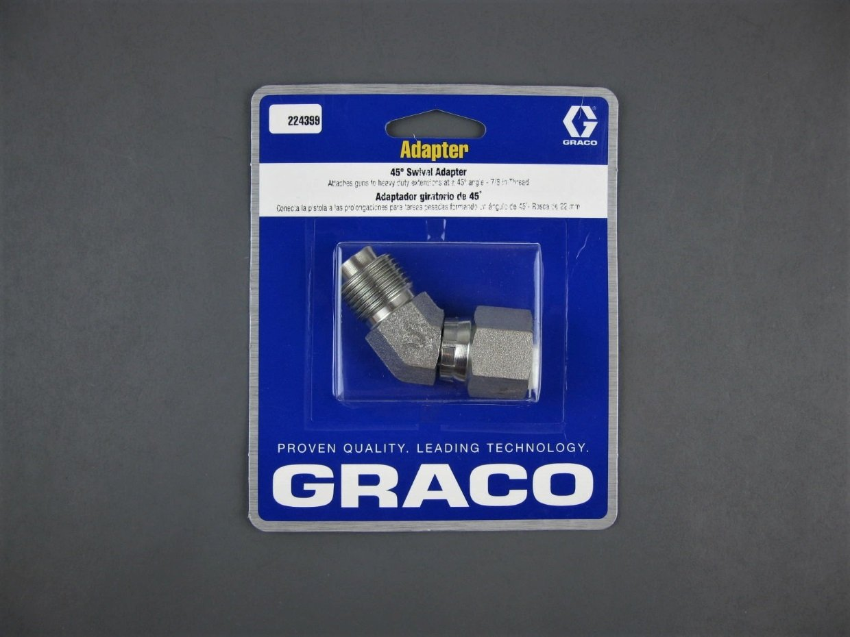 Graco 224399 Swivel Adapter OEM