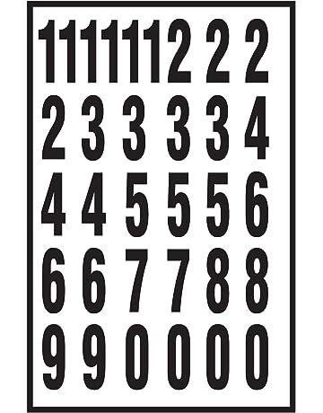 Address Numbers Plaques Amazon Com Hardware