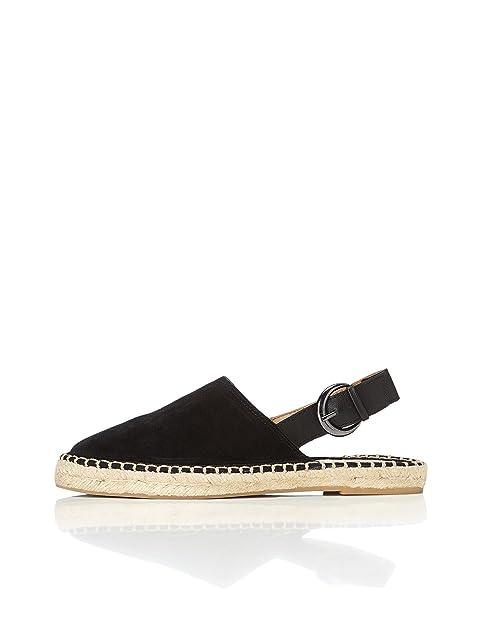 VSI APRIL Scarpe Donna Sandali tacco punta cinturino fibbia vegan shoes Made in Italy