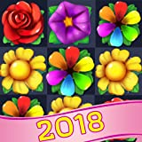 Best Match 3 Games - Blossom Flower Match 3 Puzzle Game Free Review