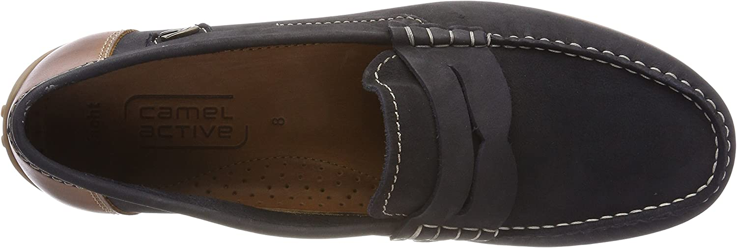camel active Yacht Homme Loafers Mocassins