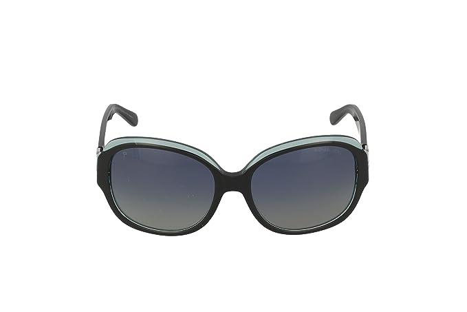 23dbfee9bb76 Amazon.com: Michael Kors KAUAI MK6004 Sunglasses 30011H-59 - Black/Blue  Frame, Blue Green Polarized: Michael Kors: Shoes