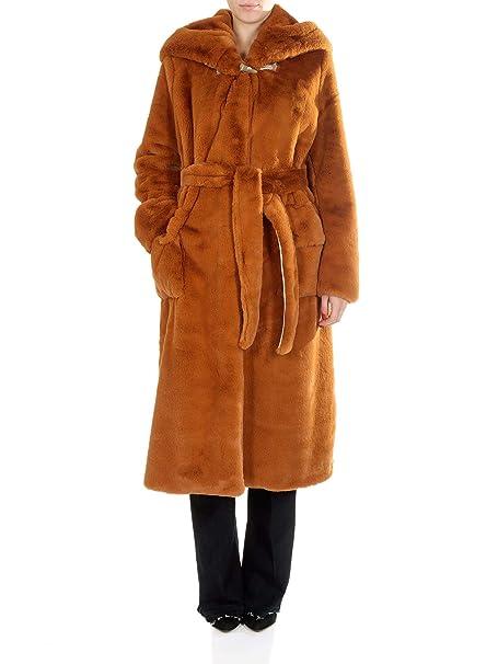GOLDEN GOOSE - Abrigo - para Mujer marrón Talla de la Marca XS  Amazon.es   Ropa y accesorios d89eda3d0bc1