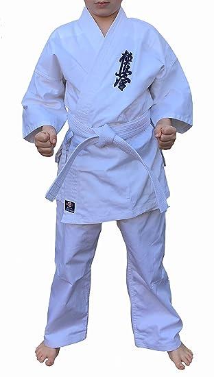 kyokushin Karate Niños Traje, kyokushin Kai Niños Traje ...