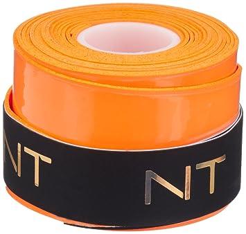 DUNLOP Over Grip Revolution NT Tacky 3 Unidades, Naranja, One Size, 307088 Mod -028: Amazon.es: Deportes y aire libre
