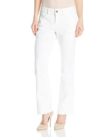 dc039ba76b9 Riders by Lee Indigo Women s White Denim Boot Cut Jean at Amazon Women s  Jeans store