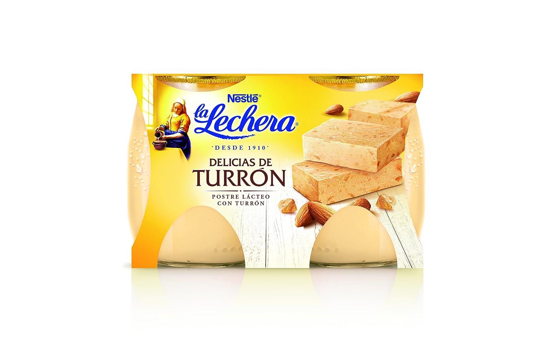 La Lechera, Postre lácteo - 2 de 125 ml. (Total 250 ml.): Amazon.es: Alimentación y bebidas