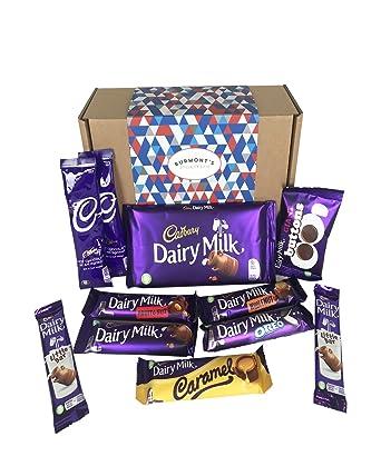 Cadbury Dairy Milk Ultimate Selection Gift Hamper - Hamper Exclusive To Burmonts