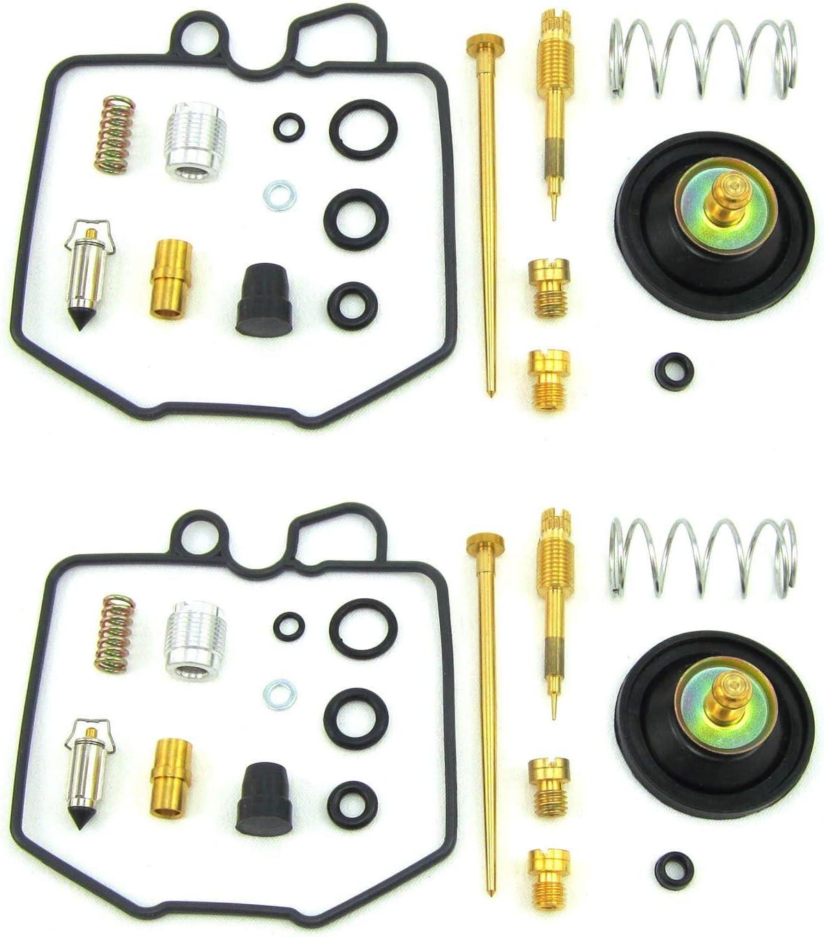 Deluxe carburetor Rebuild kit 78-79 CX500C CX500 Air Cut Off Valve Set