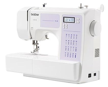 Brother FS20 de ordenador Máquina de coser con 32 programas