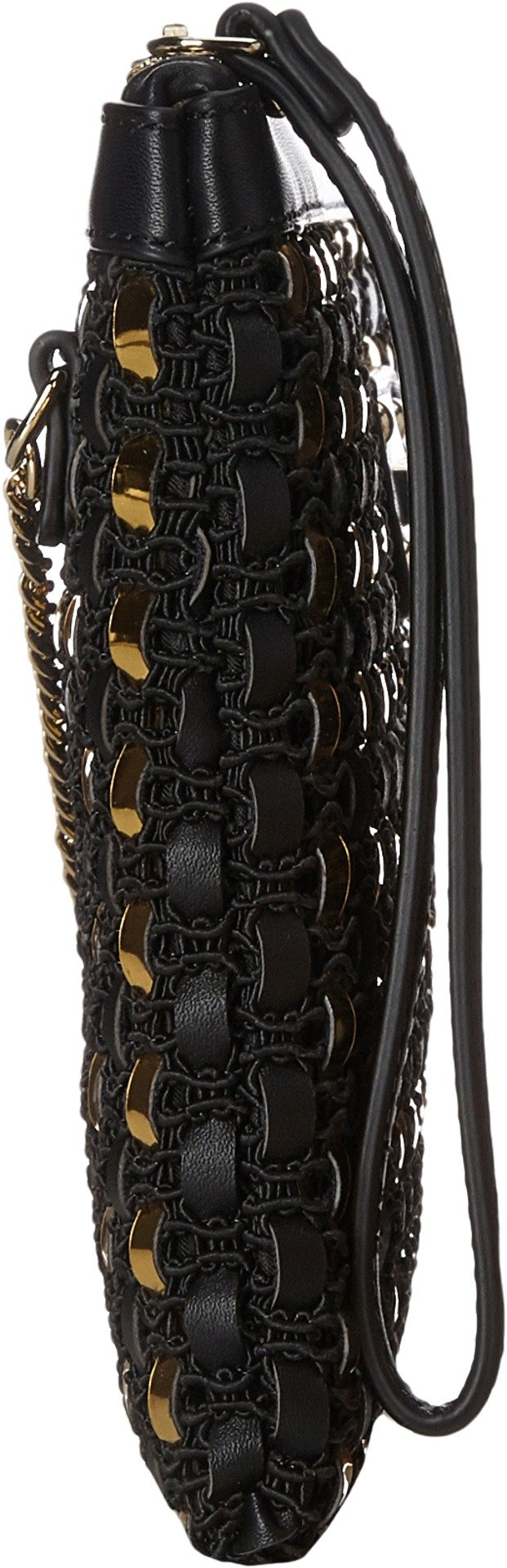 LOVE Moschino Women's Crossbody Chain Strap Fantasy Black One Size by Love Moschino (Image #3)