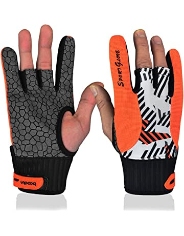 75dff030cd29 Jelinda® New Style Bowling Gloves Professional Silicone Anti-skid Wrist  Support Left and Right