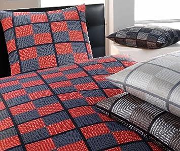 Bettwäsche Elegante Honeymoon Jersey Grande 135 X 200 Cm 80 X 80