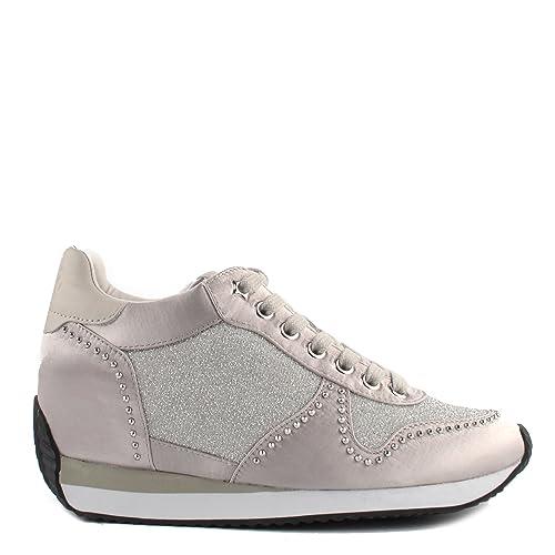 Ash Zapatos Blush Bis Zapatillas de Cuna Mujer 40 Plateado: Amazon.es: Zapatos y complementos