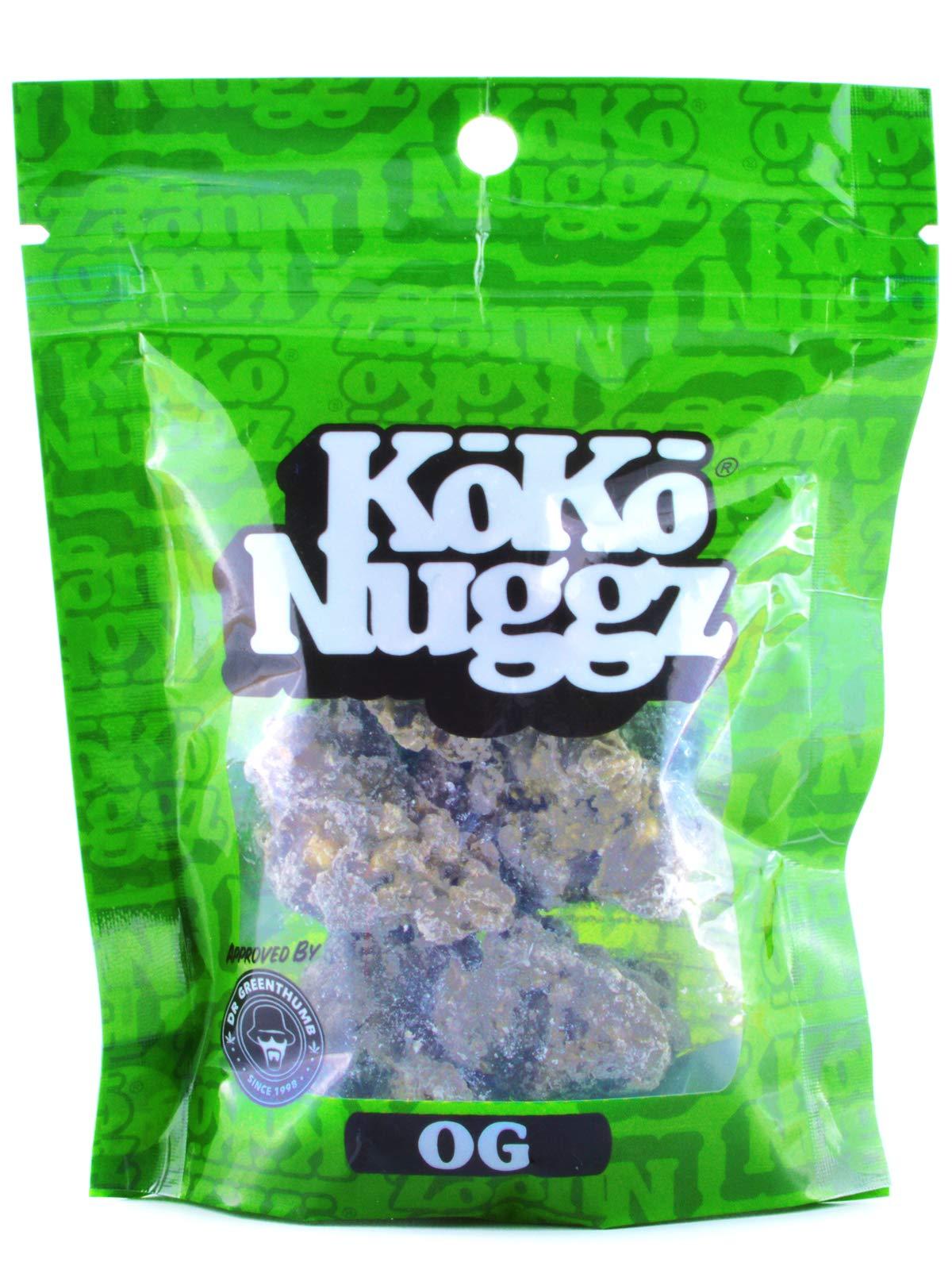 Cali Sweets KoKo Nuggz OG Flavoured Chocolate 1oz Bag