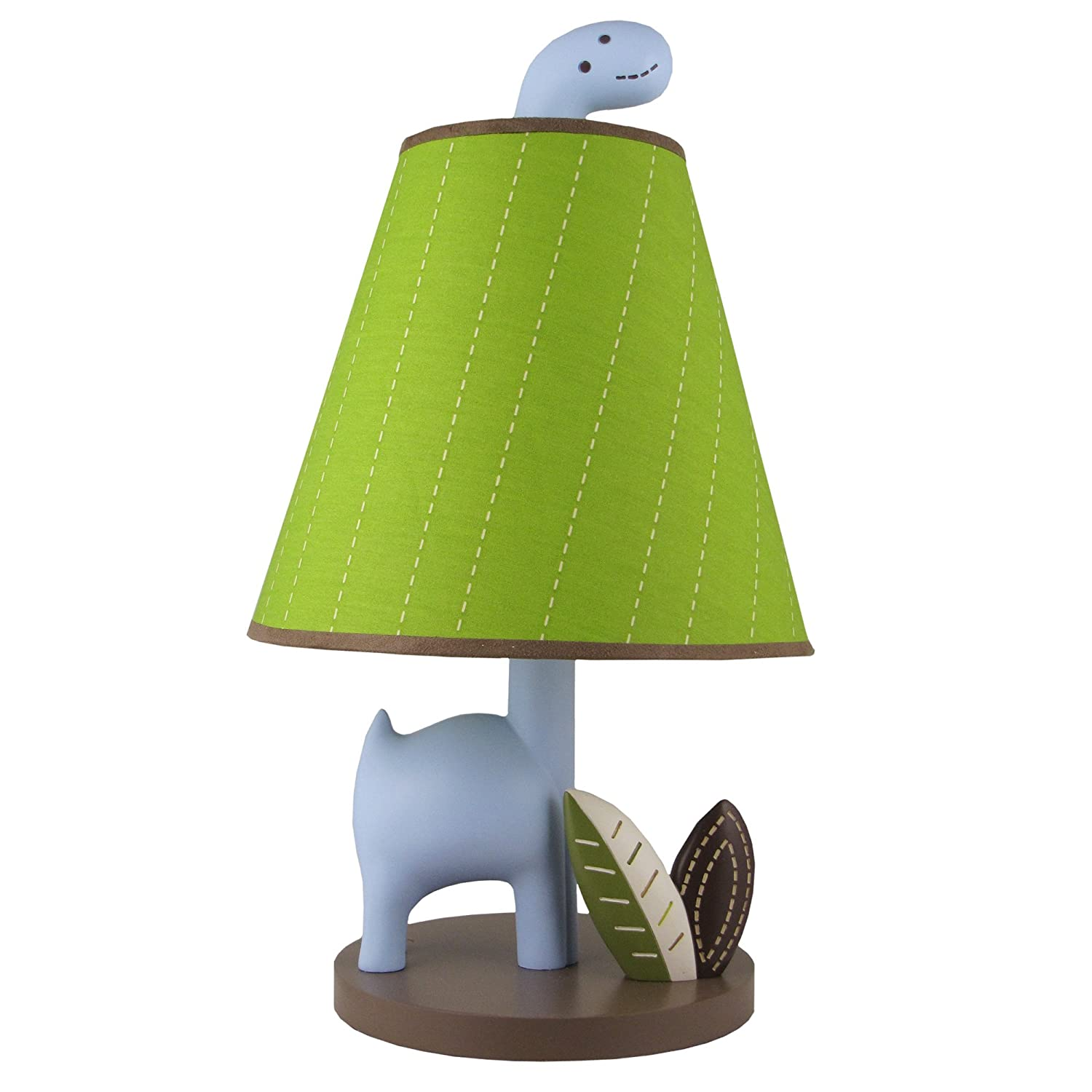 Amazon.com : Jill McDonald Adorable Dino Nursery Lamp (Discontinued By  Manufacturer) : Baby