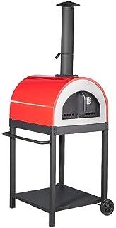 AlfaPizza, forno 5 minuti, forno a legna da esterni per pizza ...