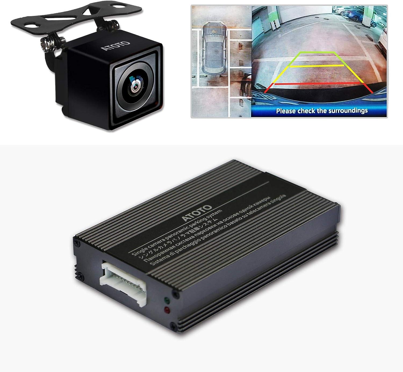 Atoto Ac Sc3601 Einzelkamera Basiertes Surround Elektronik