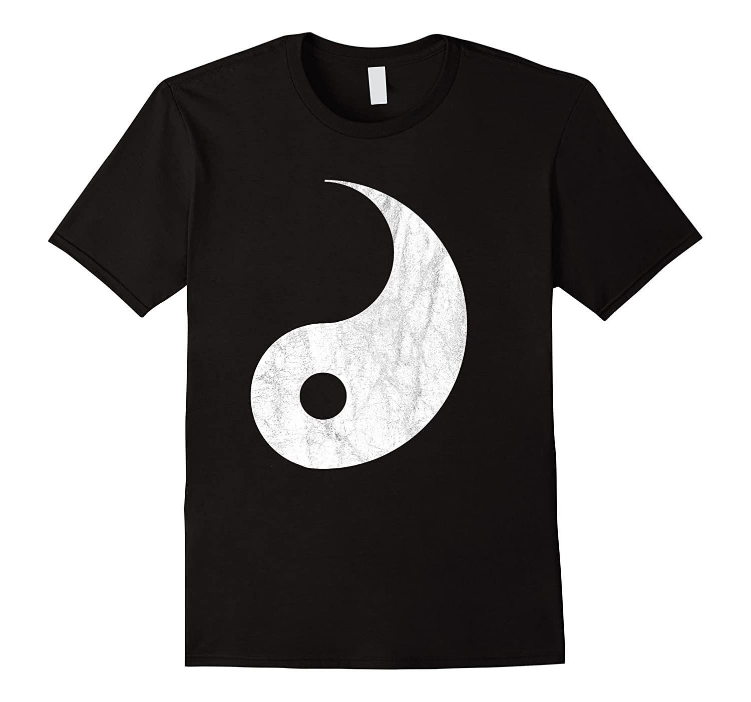 Yin Yang Halloween T-shirt Couples Costume for Adults Kids-T-Shirt