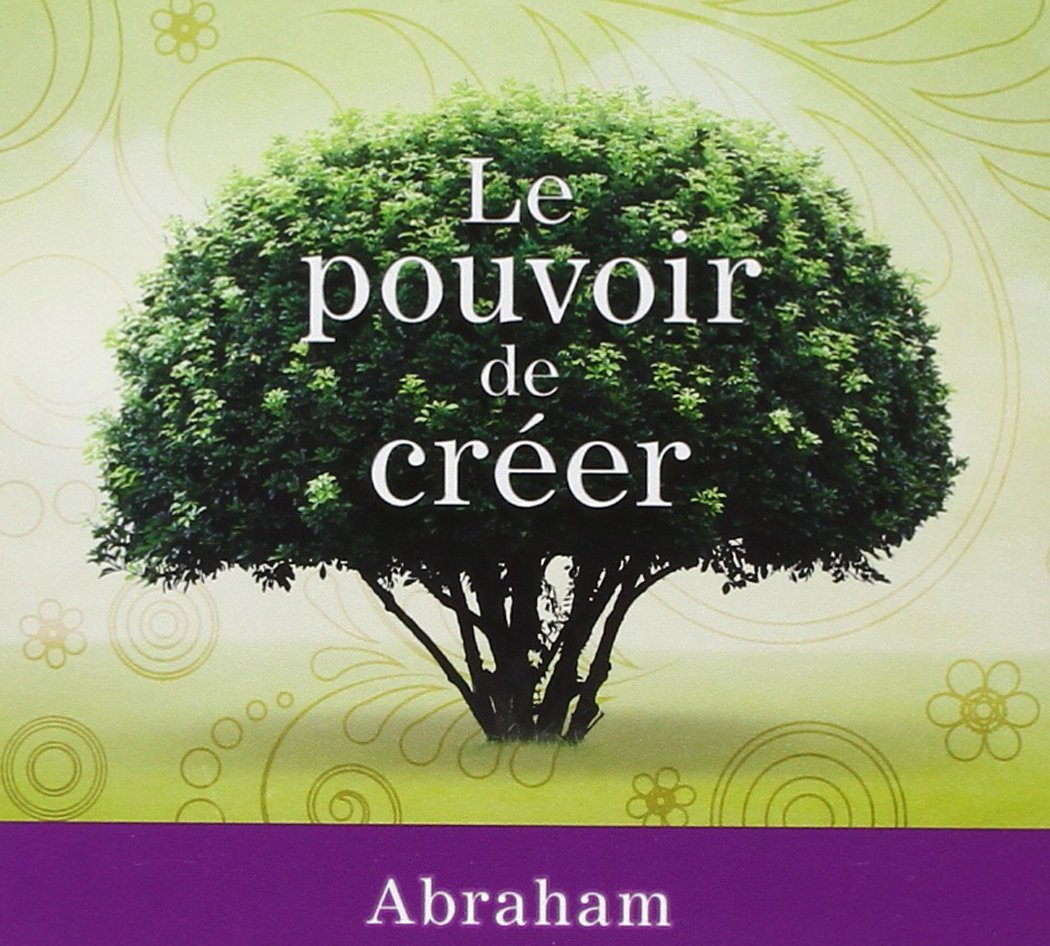 Amazon Fr Le Pouvoir De Creer Livre Audio 2cd Abraham