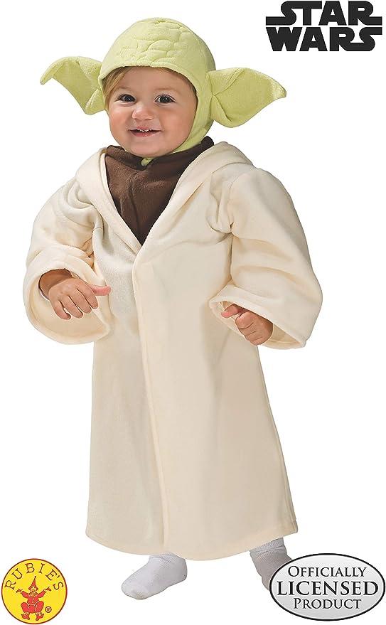 Rubie's Star Wars Complete Yoda, Multi, 12-24 Months Costume